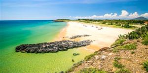 Mê Mẩn Cảnh Sắc Không Lối Thoát Của Bãi Biển Đẹp Ở Phú Yên