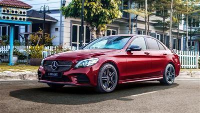 Cho thuê xe tự lái Mercedes C300