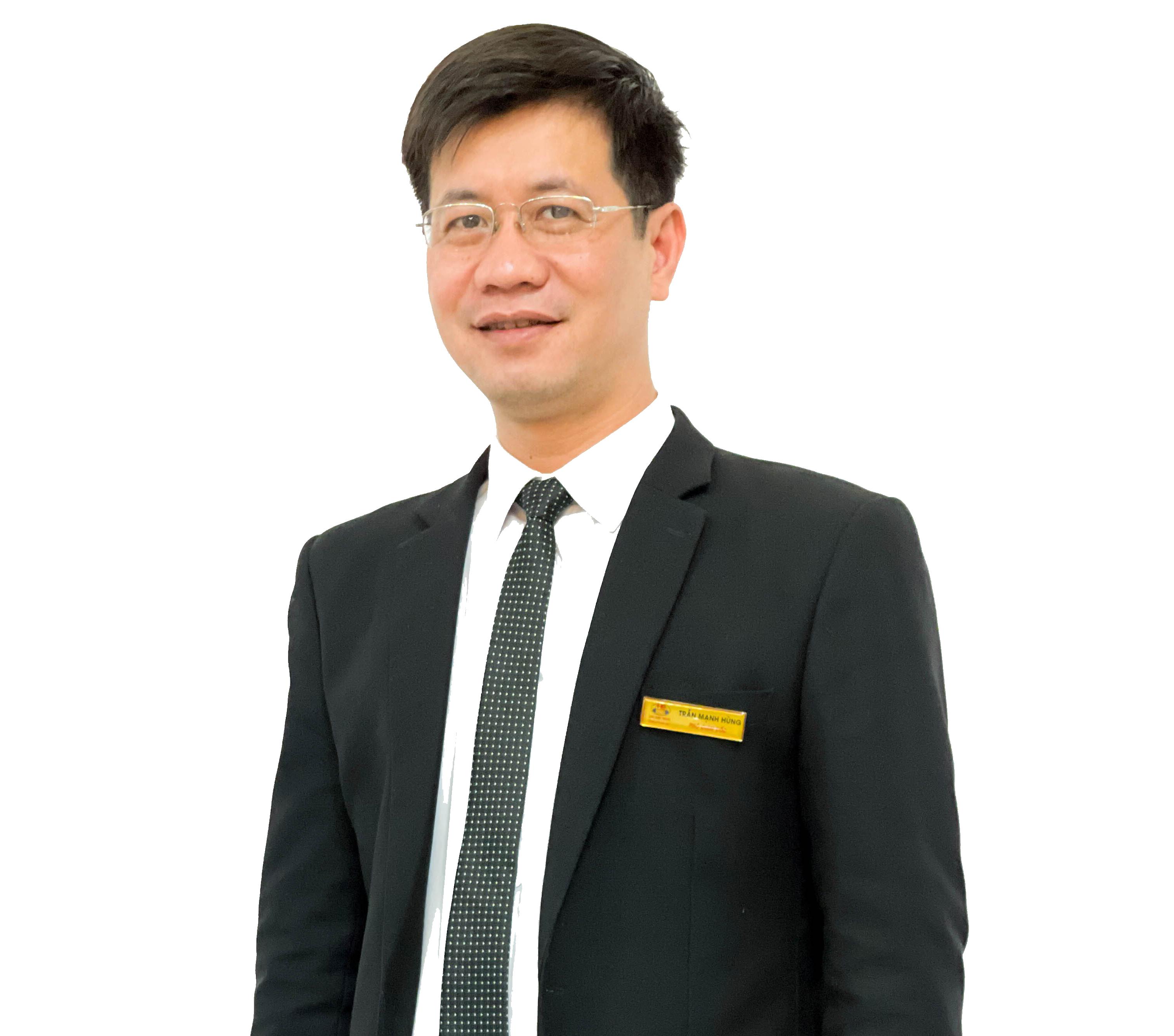 Mr. Trần Mạnh Hùng