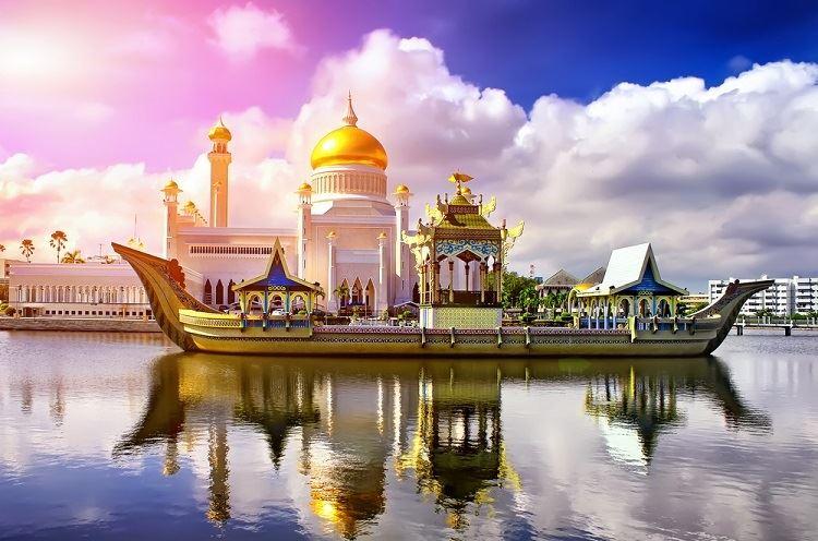 HẢI PHÒNG – BRUNEI – MALAYSIA -  HẢI PHÒNG