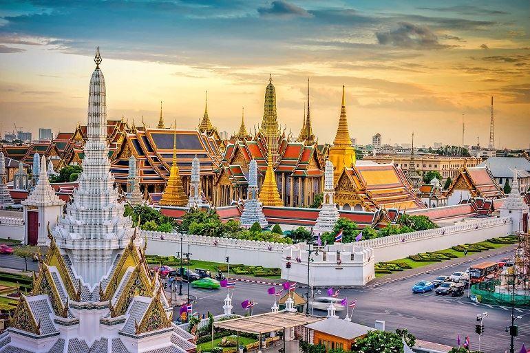 HẢI PHÒNG - BANGKOK - PATTAYA - HẢI PHÒNG