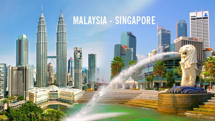 HẢI PHÒNG -  SINGAPORE – MALAYSIA – HẢI PHÒNG